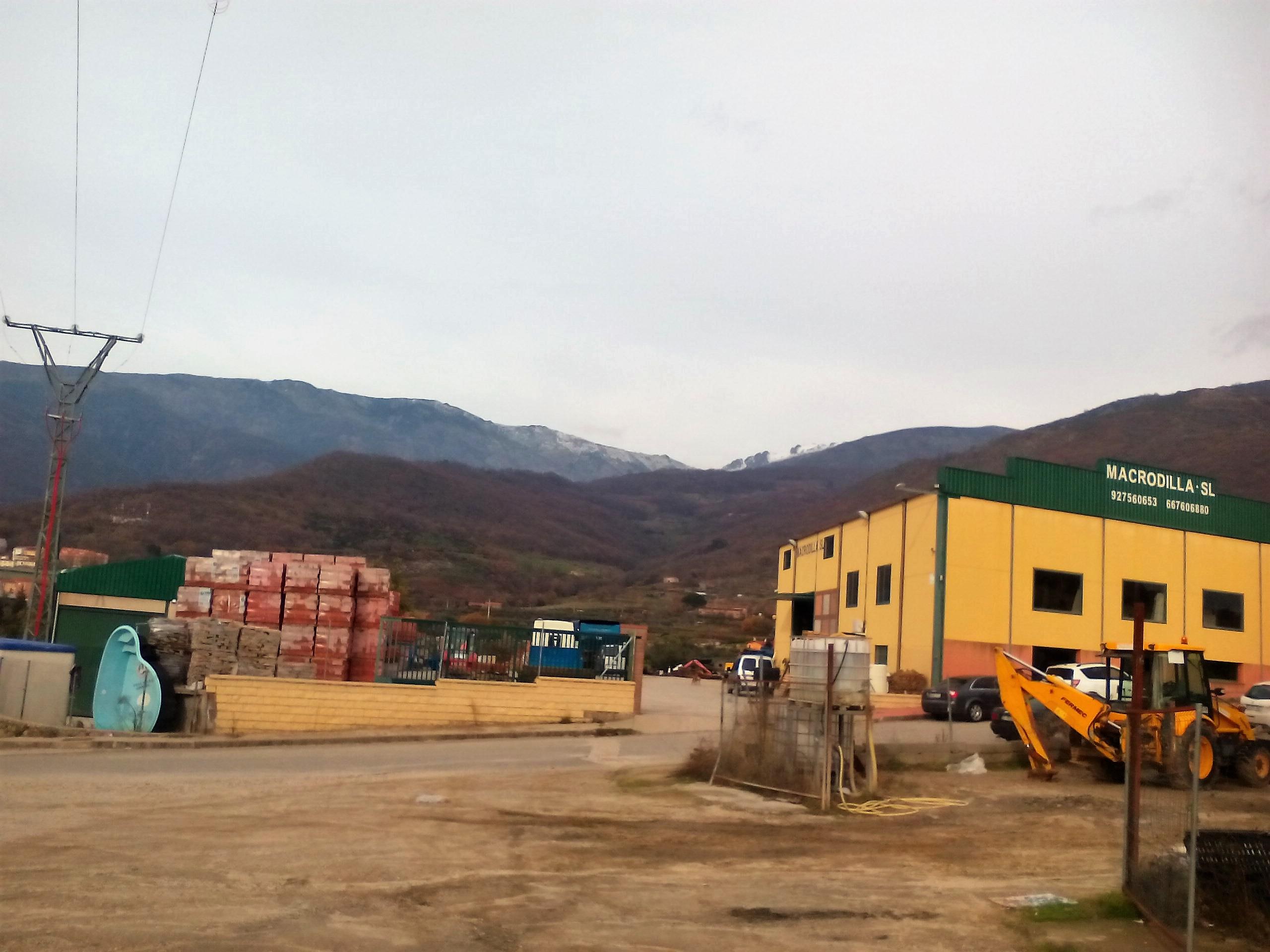 Materiales de construcci n y transportes en jarandilla de - Materiales de construccion las palmas ...