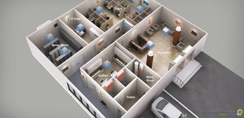 PROMEREX S.l Empresa Multiservicios , Construcciones, Subcontratas y Reparaciones del Hogar En Almendralejo.
