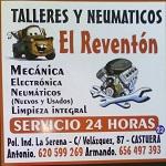 TALLERES Y NEUMATICOS EN CASTUERA EL REVENTON