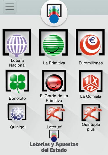 loteria PAPELERIA EN ALMENDRALEJO RAMOS S.L