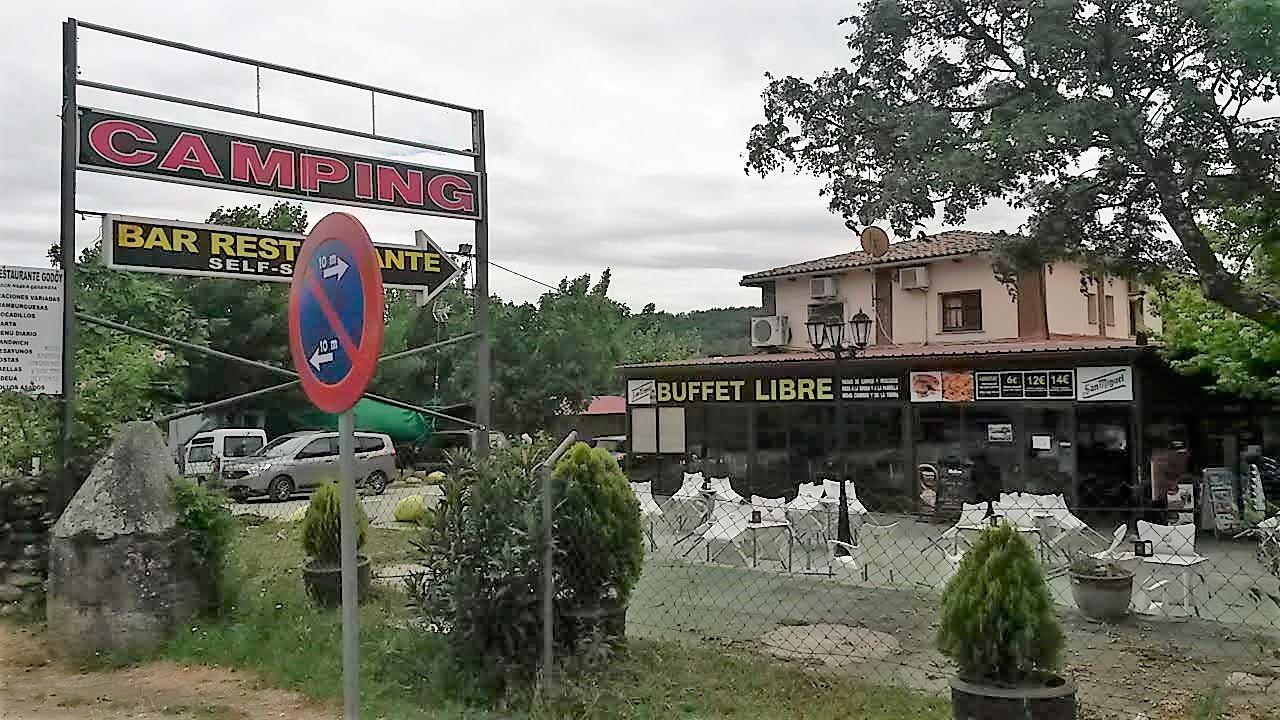 Alojamientos Restaurante Buffet Libre en la Vera Complejo Gody