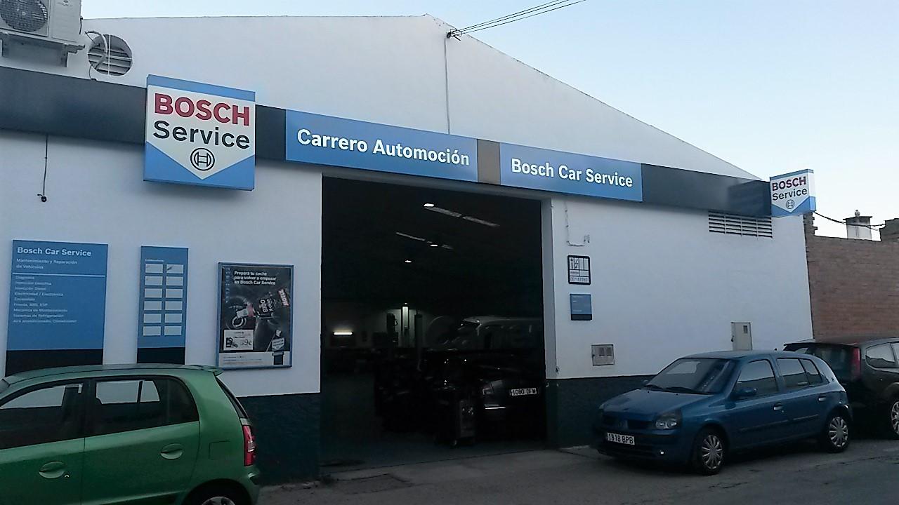 taller mecanica general Cáceres carretero-Caravanas