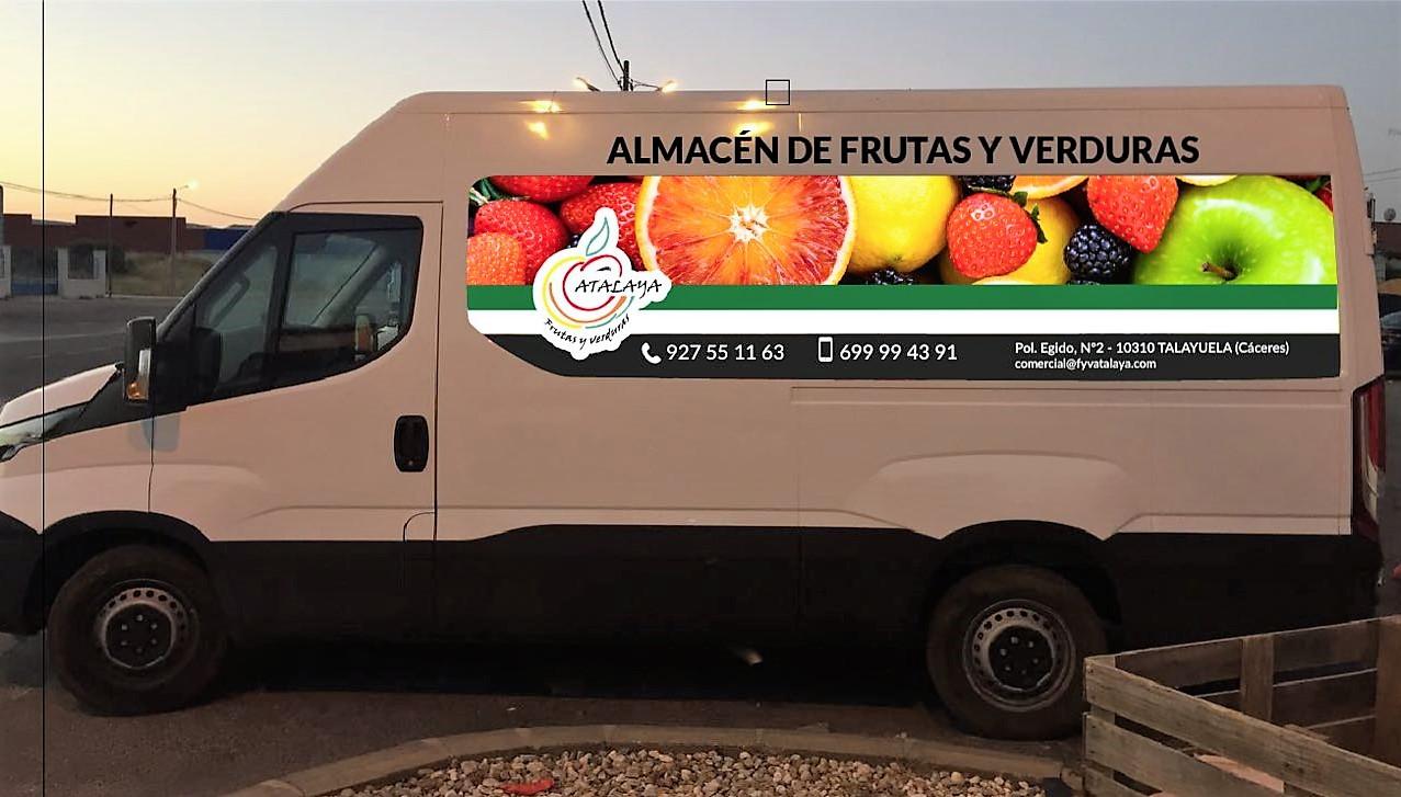 ALMACEN DE FRUTAS Y VERDURAS ATALAYA EN TALAYUELA