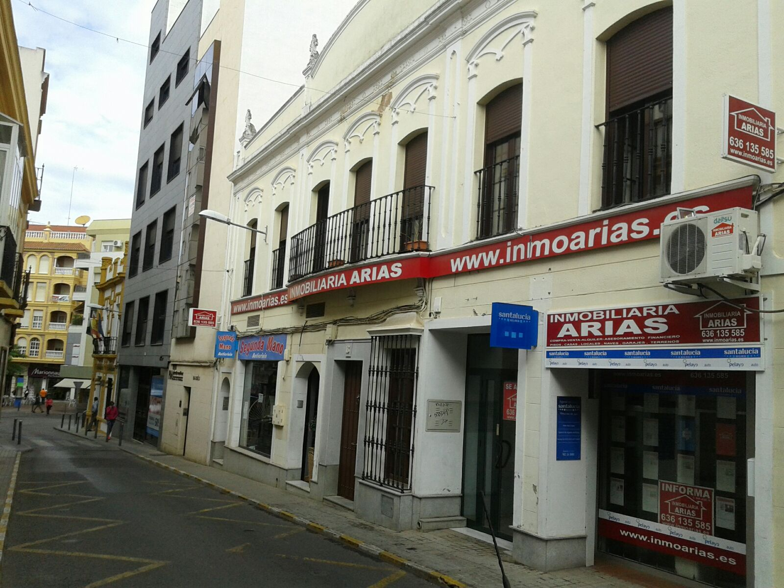 inmobiliaria Almendralejo Arias