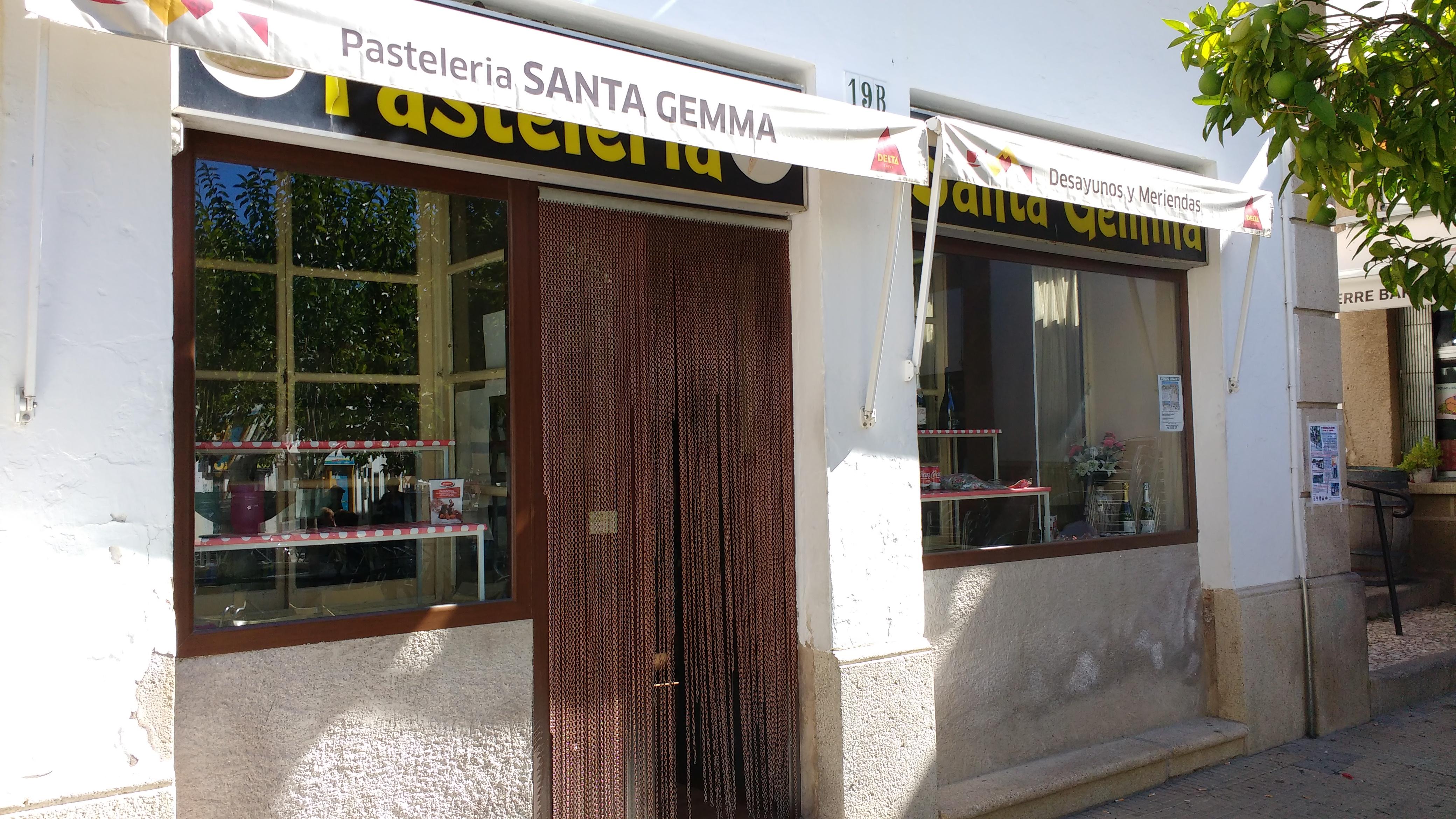PASTELERIA SANTA GEMA VALENCIA DE ALCANTARA