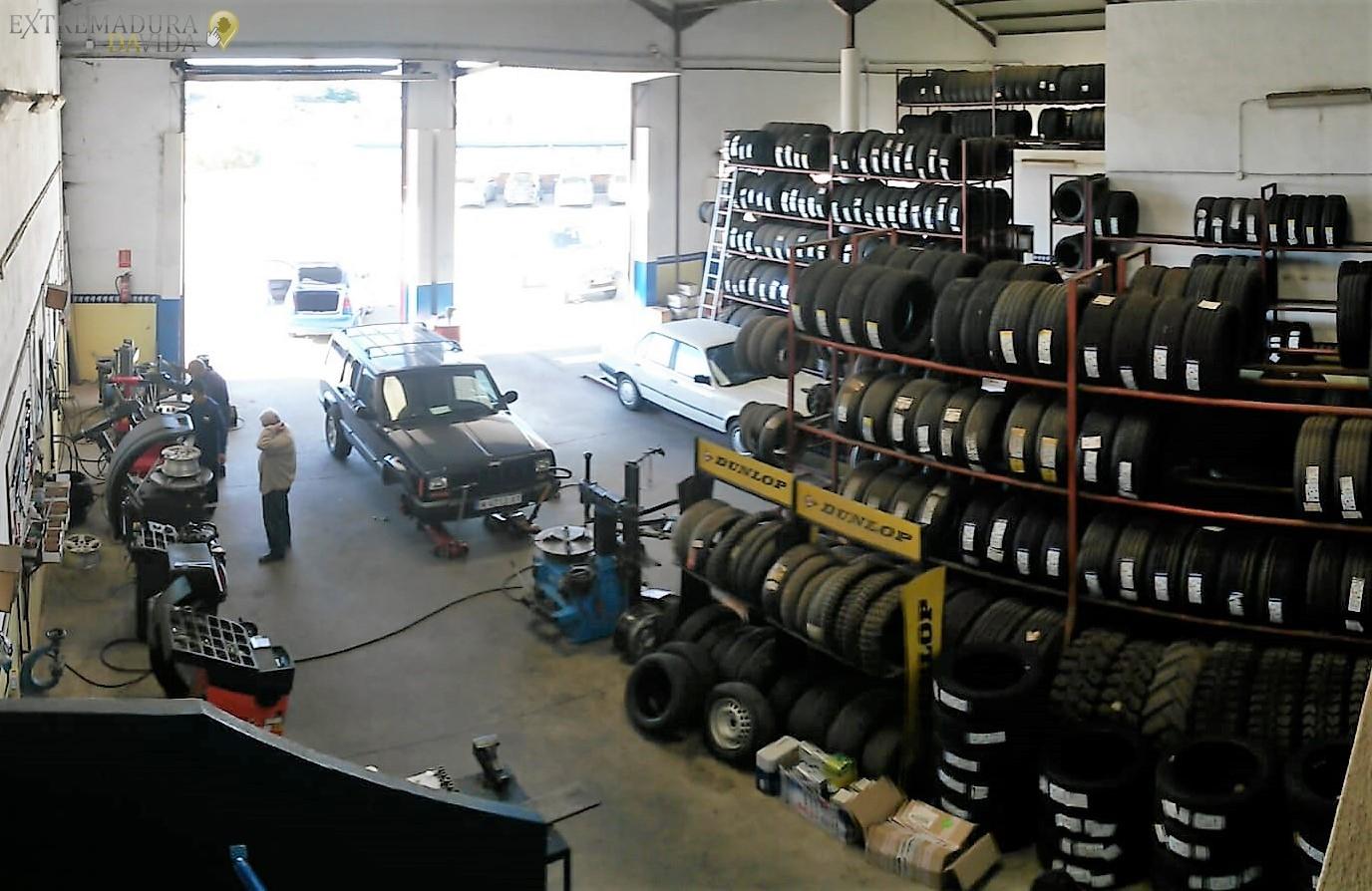 Neumaticos ruedas en Coria Jose Luis