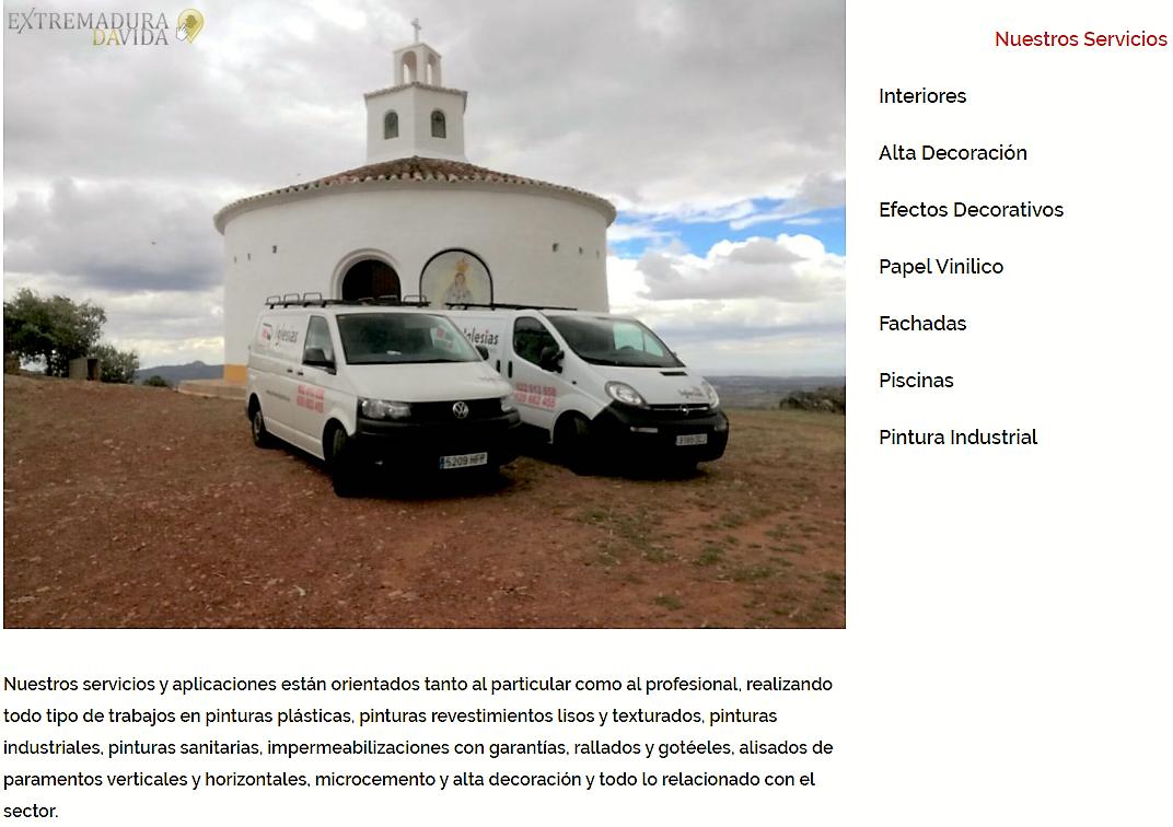Pintores en Cáceres Iglesias (21)