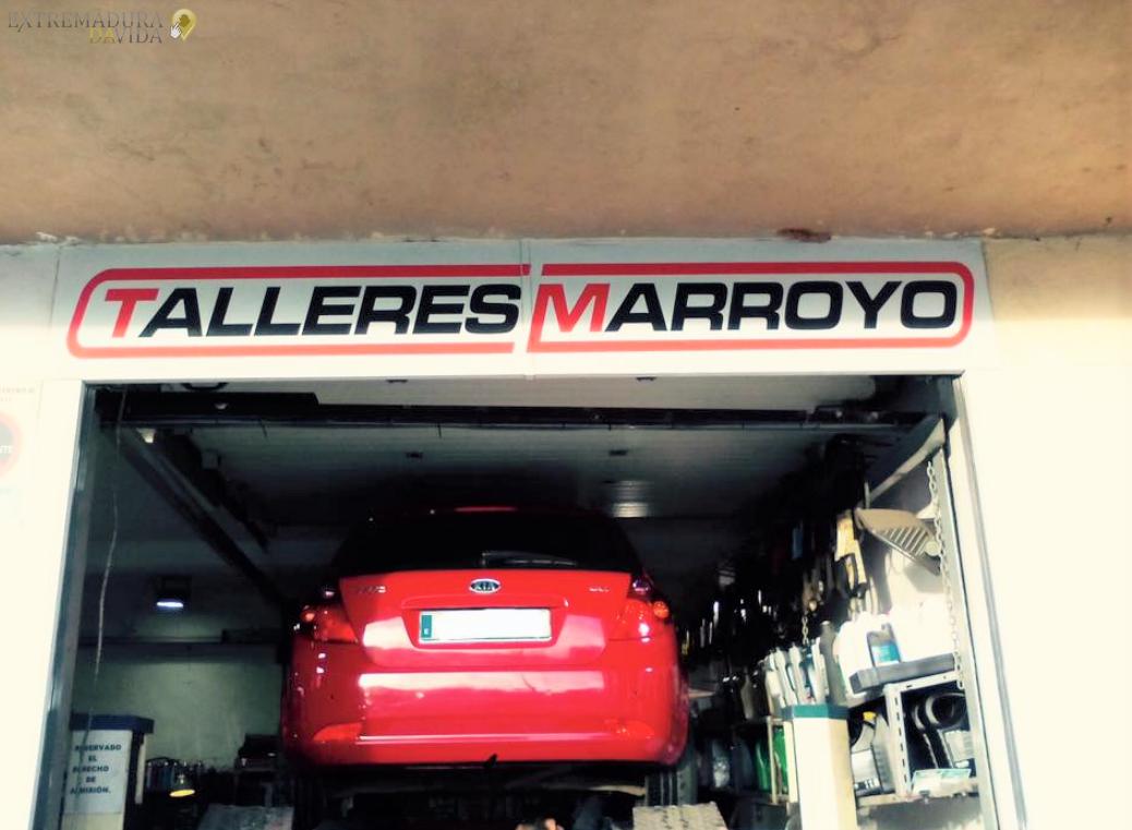 TALLER DE ELECTROMECÁNICA EN CÁCERES MARROYO