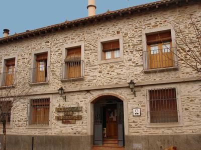 Casa Rural Restaurante Monroy La bodega del Herrador