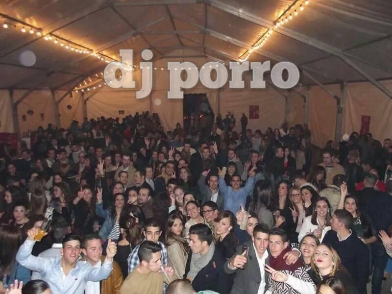 SONIDO ILIMINACION MERIDA DJ PORRO