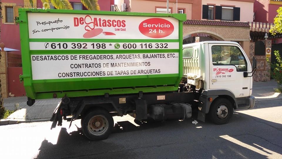 DESATASCOS LOW COST SEVILLA