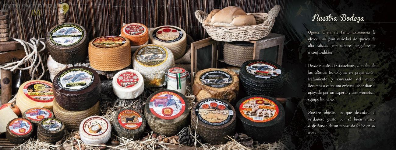 Distribuidor de embutidos extremeños Pinto