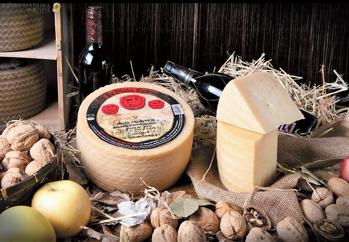 Distribuidor de quesos extremeños Pinto