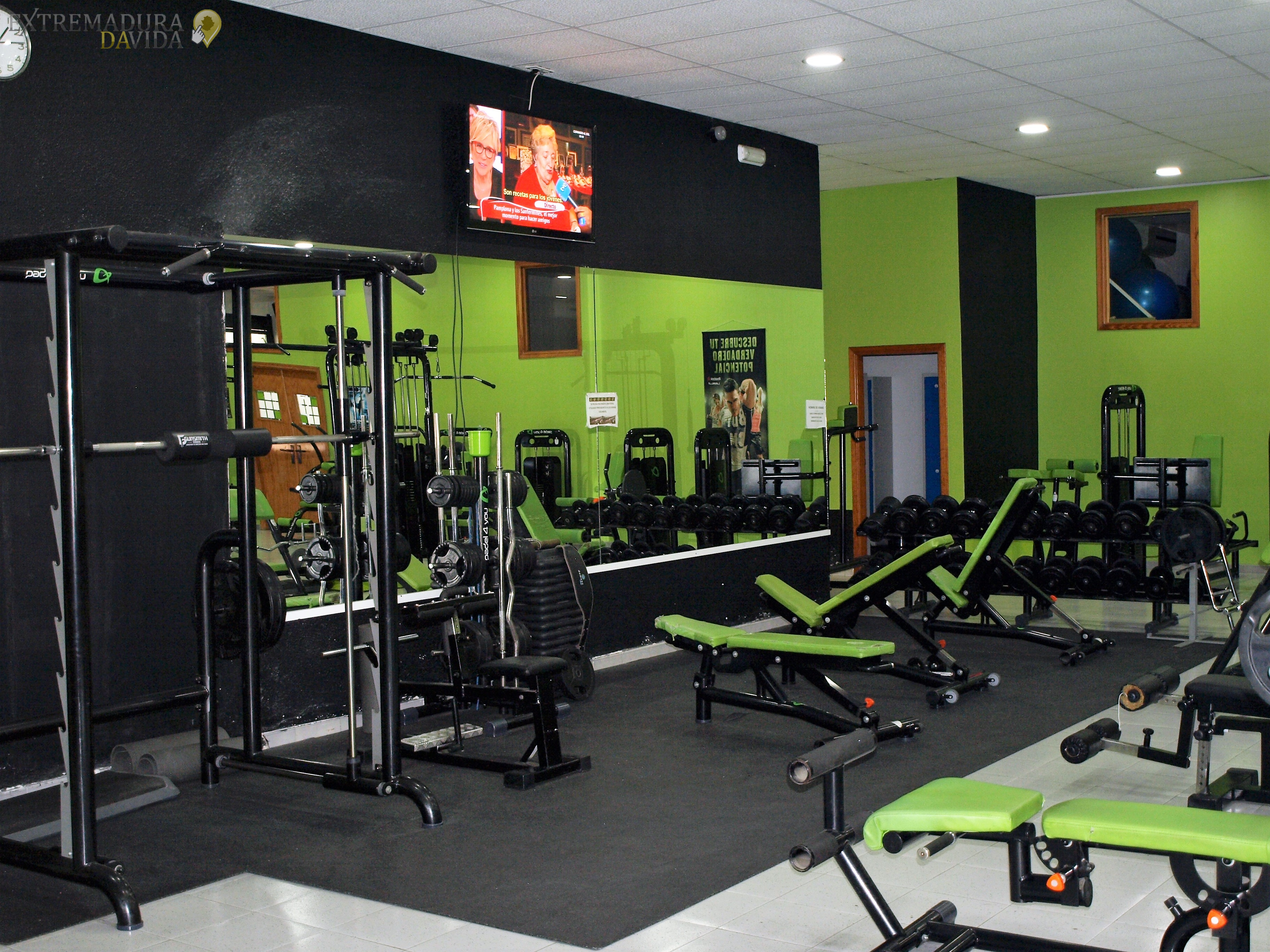 Gimnasio en Don Benito Health & Training Body