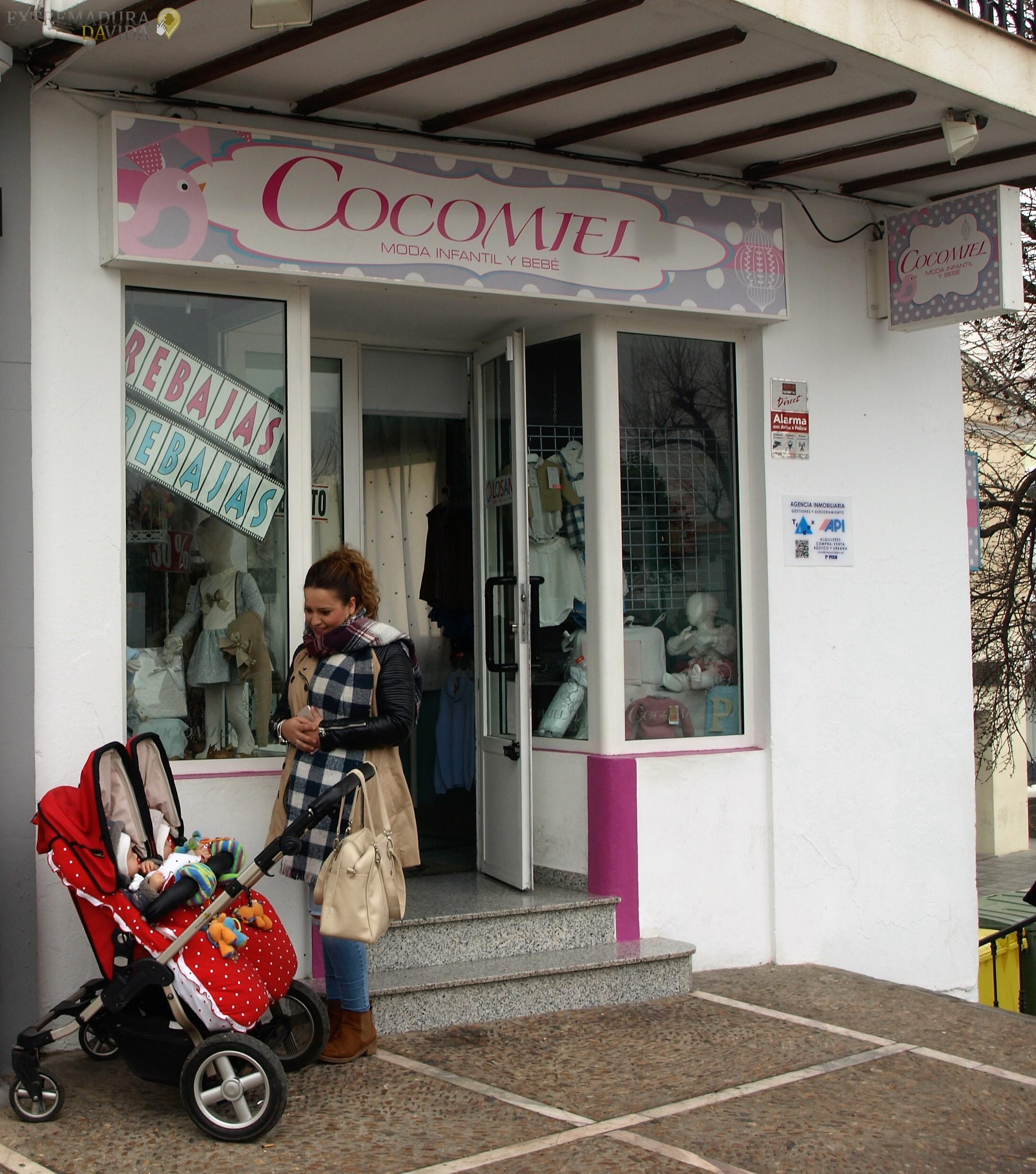 tienda niños zafra cocomiel