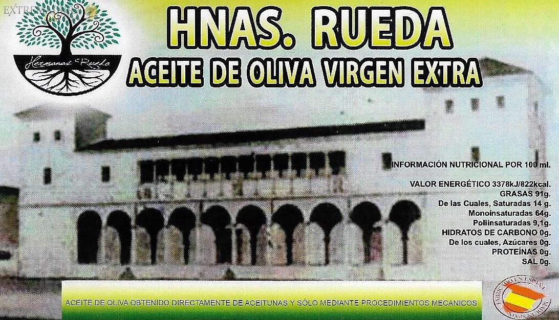 Almazara Extremadura Hermanas Rueda