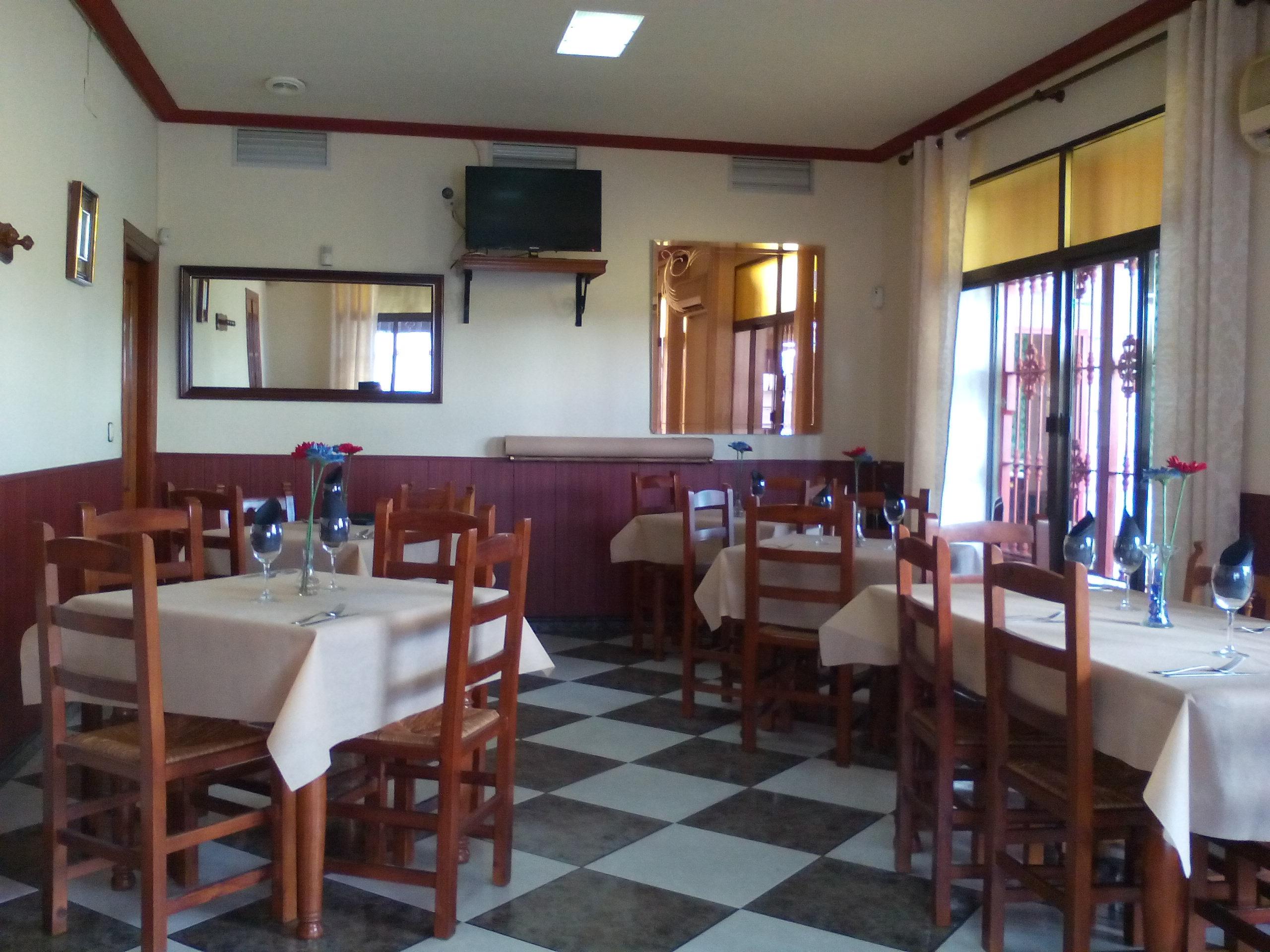 restaurante Almoharin El Descanso menu