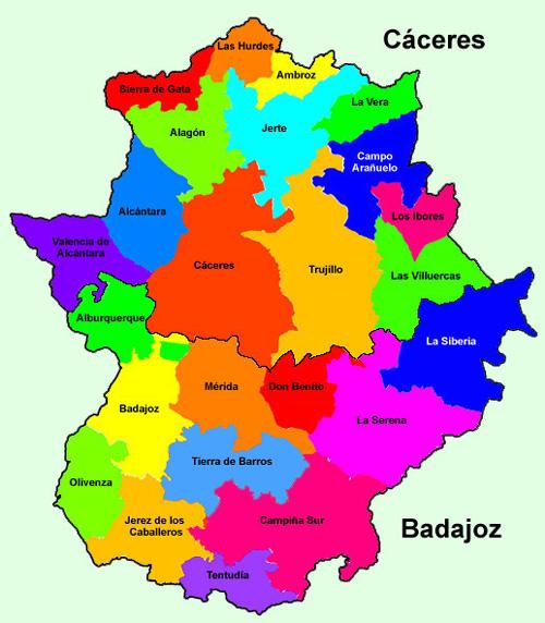 empleo Extremadura