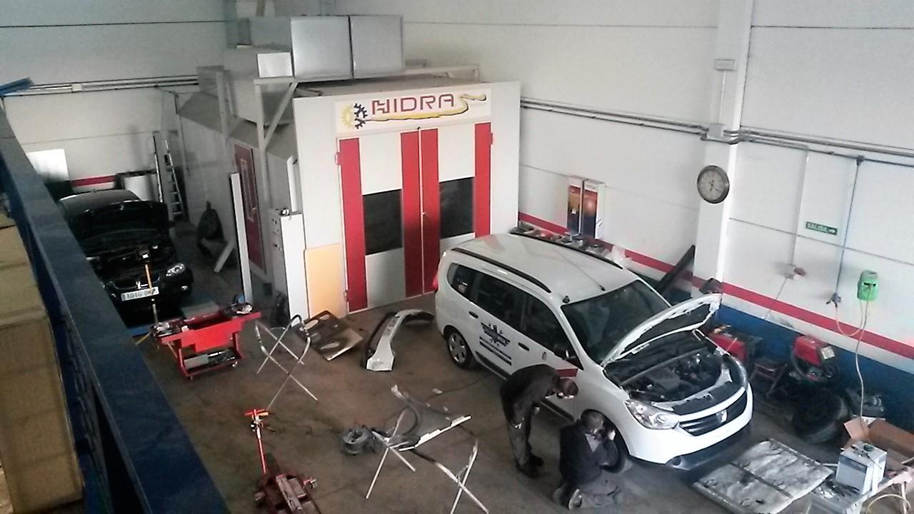 Taller de mecánica general en Cáceres REGA