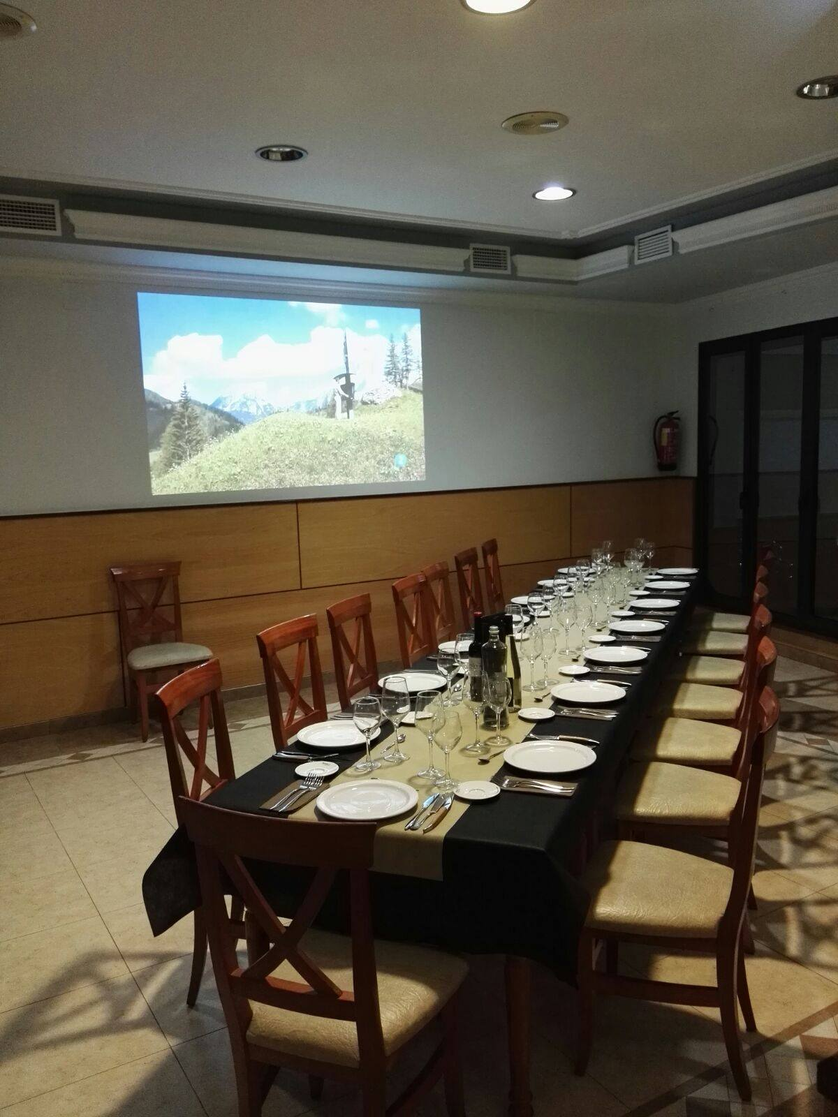 Restaurante salones eventos don benito stop for Cocina restaurante