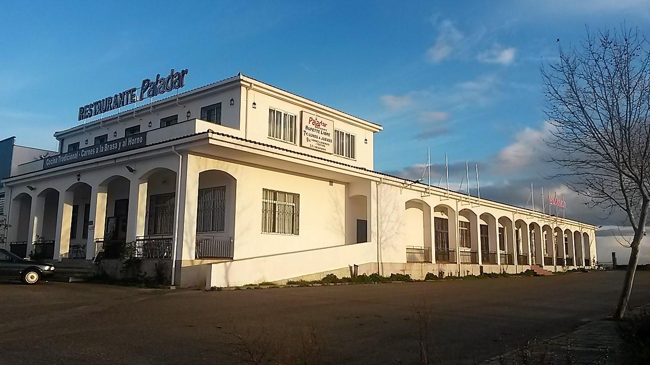 Restaurante Eventos malpartida de Cáceres El Paladar-Menus