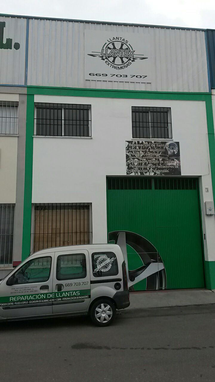REPARACION Y VENTA DE LLANTAS EXTREMADURA LLANTEX – VILLANUEVA DE LA SERENA