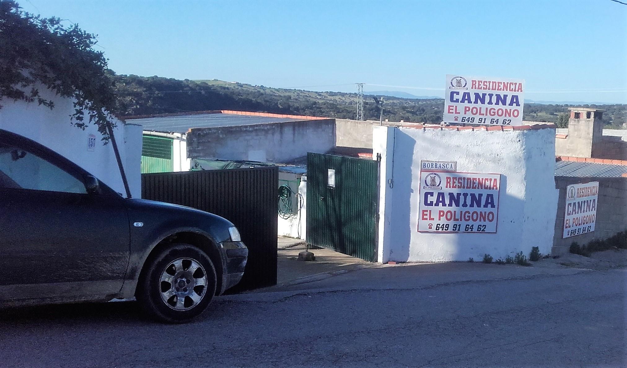 Residencia Canina Cáceres El Polígono