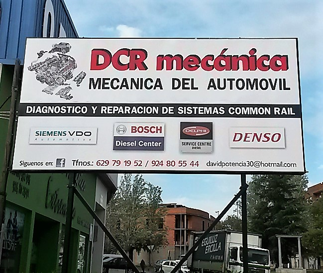 Common Rail Extremadura DCR Don Benito