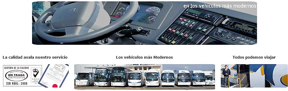 Autocares Extremadura y Agencia de viajes en Don Benito Montero