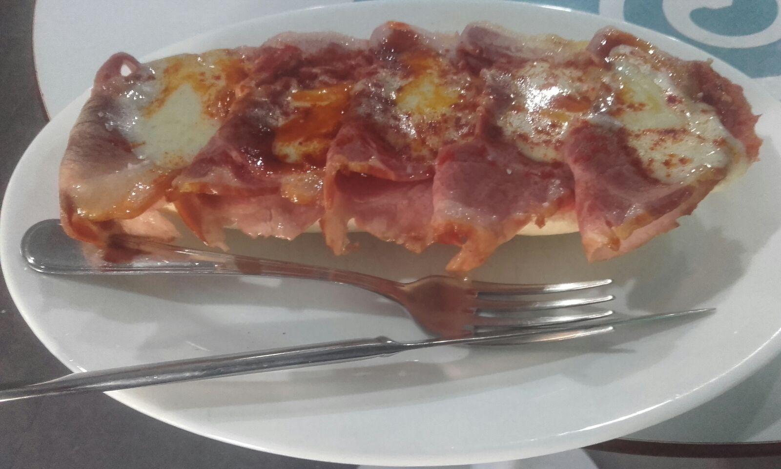 Desayunos raciones Don Benito La Fragua De Pepe