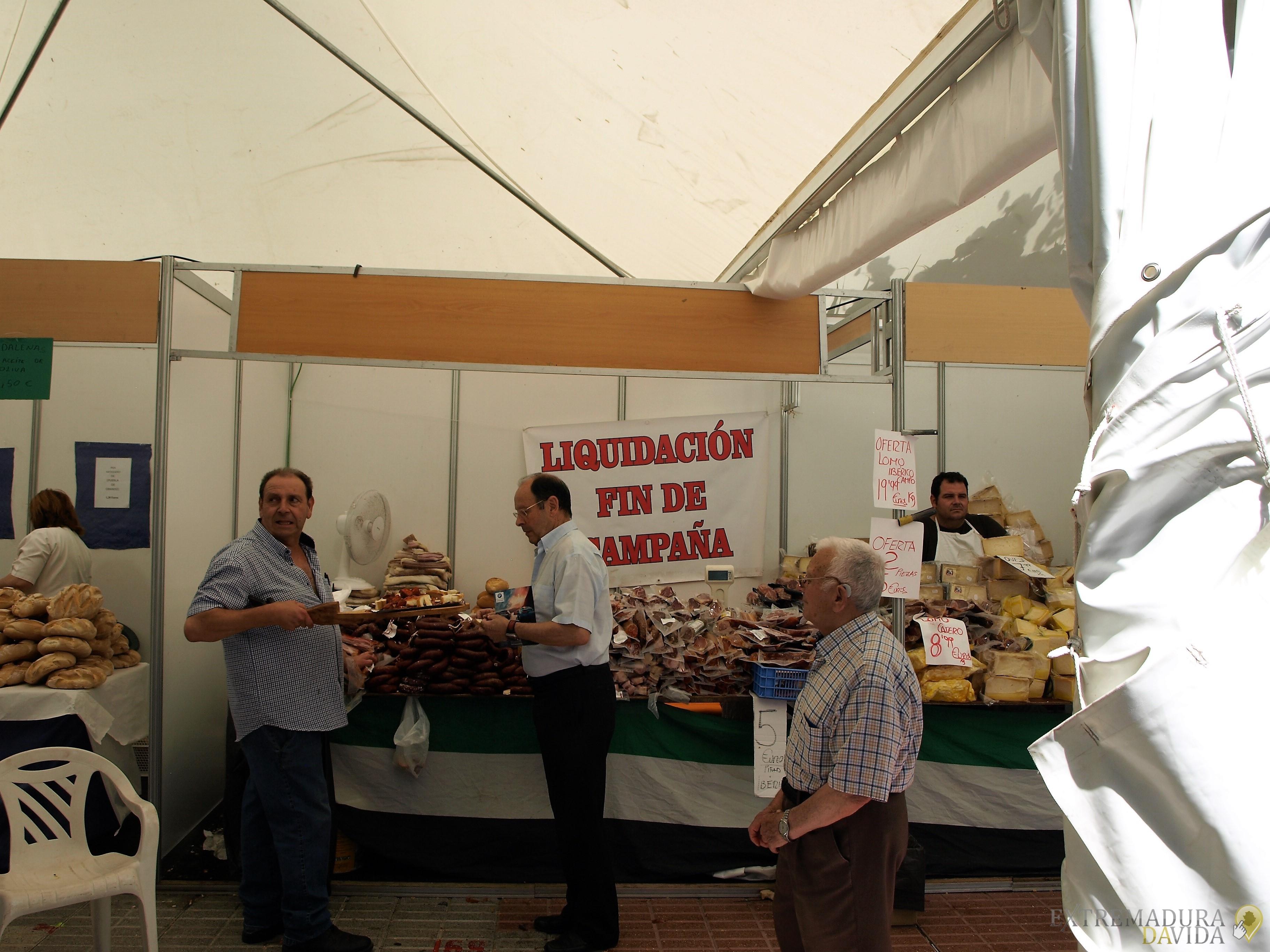 Feria de Cáceres Productores Extremeños