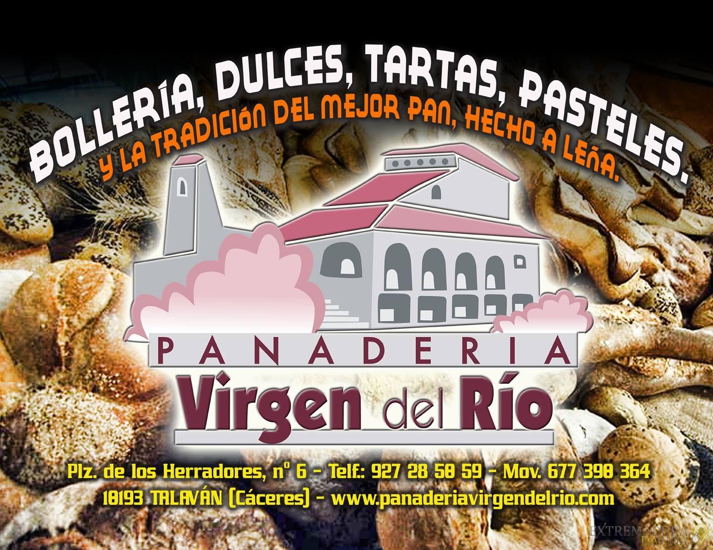 Horno de leña y dulces en Talaván Virgen del Río