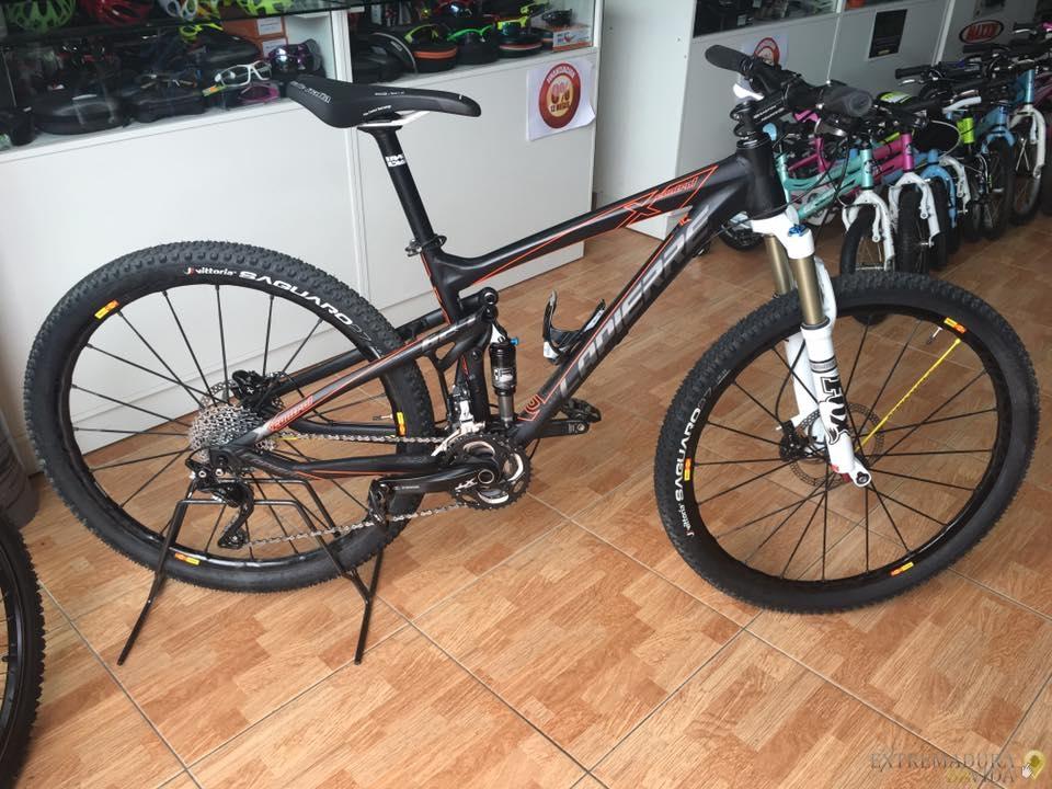 Tienda Taller Bicicletas en Don Benito C.Cuadrado