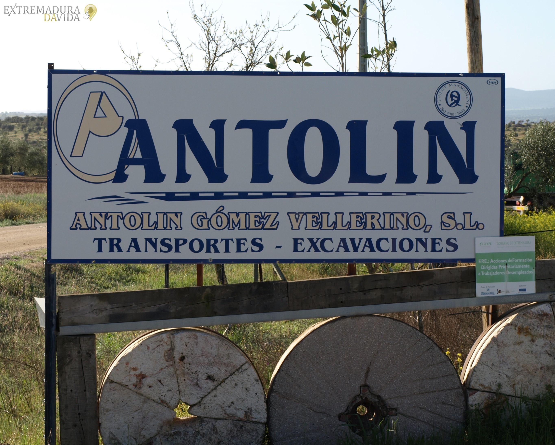 CONSTRUCCIONES ANTOLIN