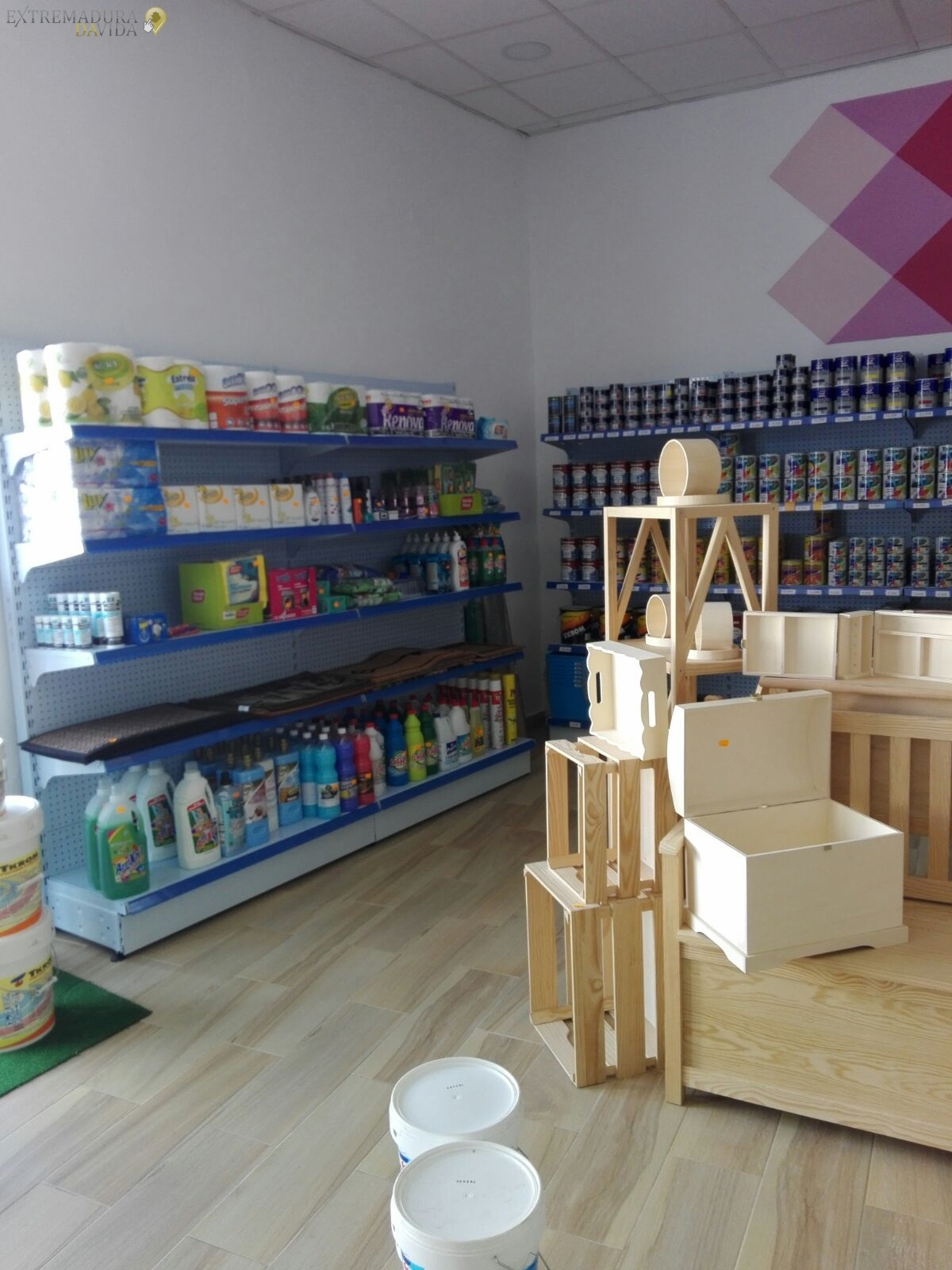 Tienda de Pinturas ,Decoración , Muebles en Zafra , ZafraColor