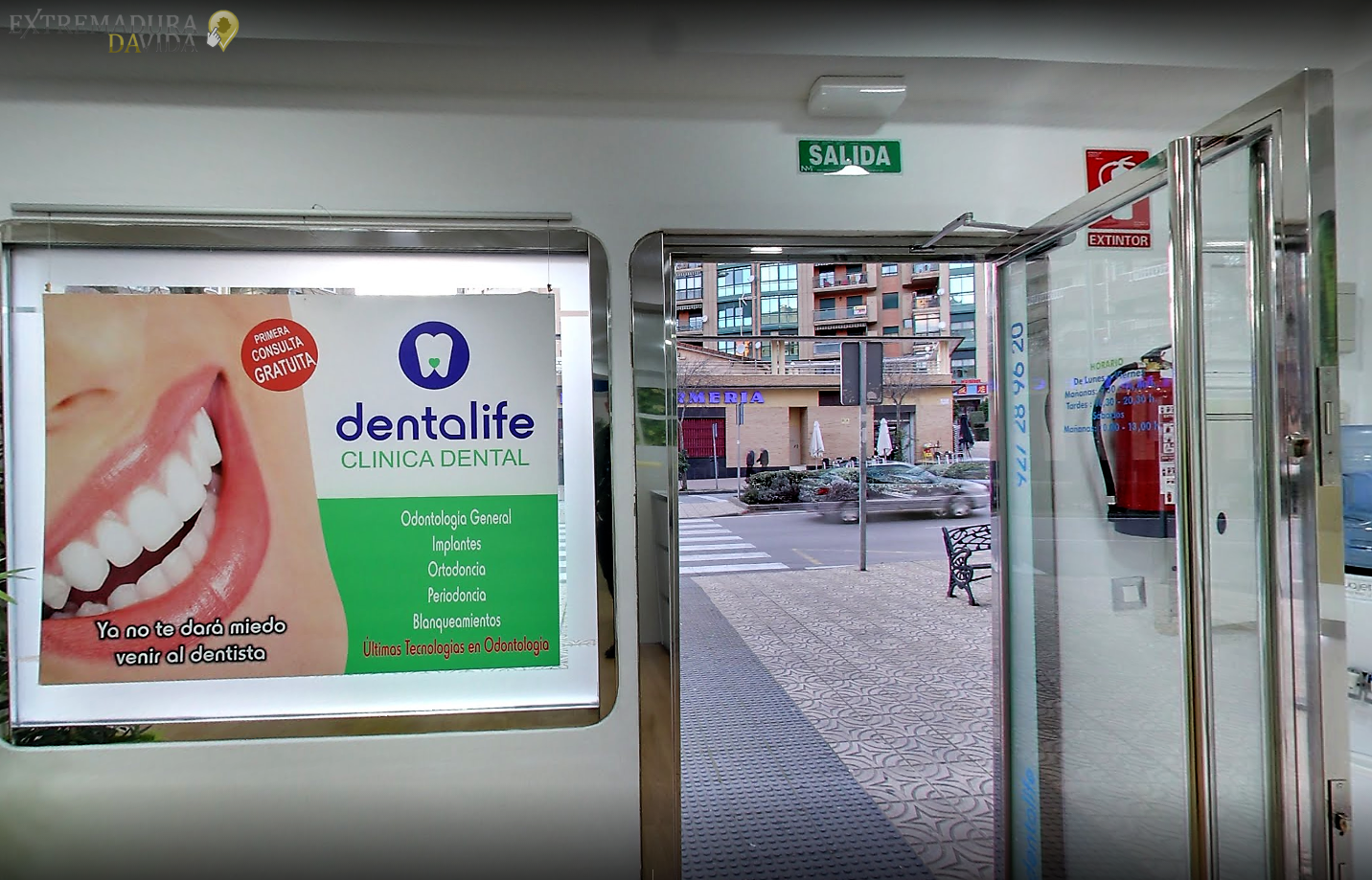 Clínica Dental Cáceres Dentalife
