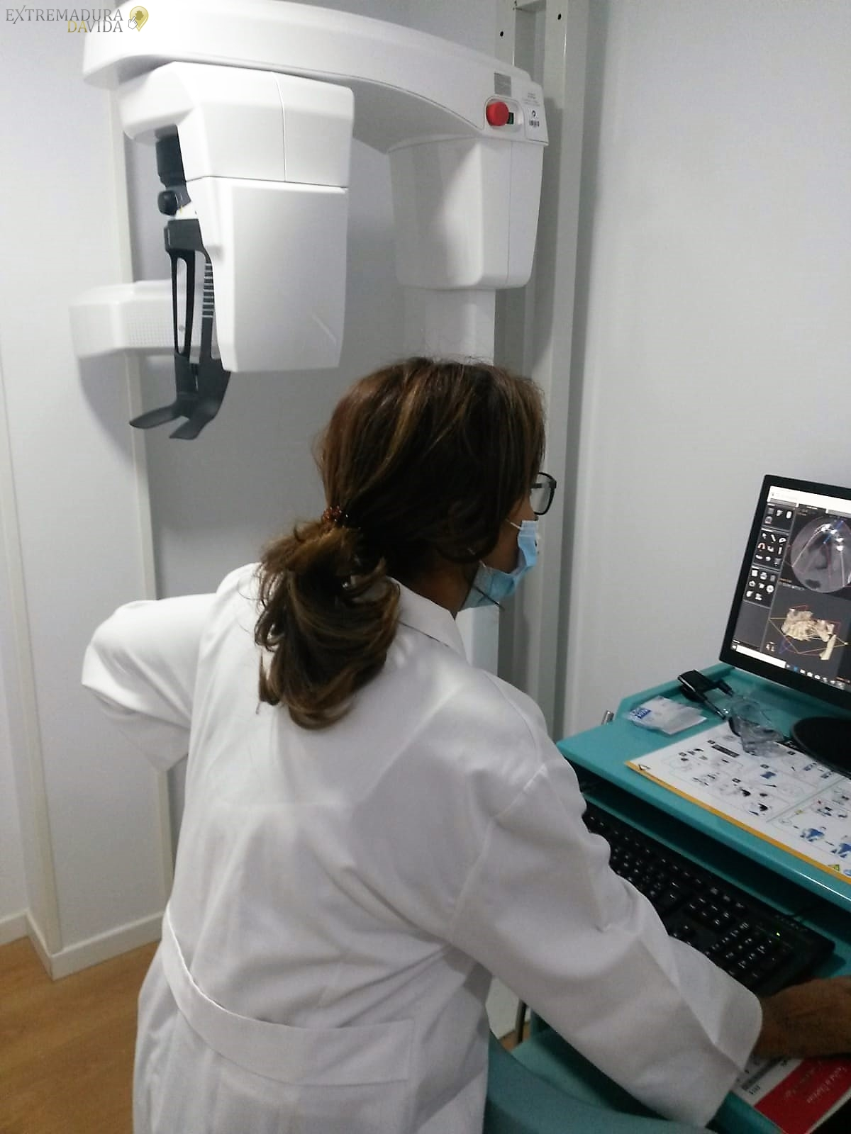 Clinica dental en Cáceres Dentalife Promoción Ultima Tecnologia Tac 3d