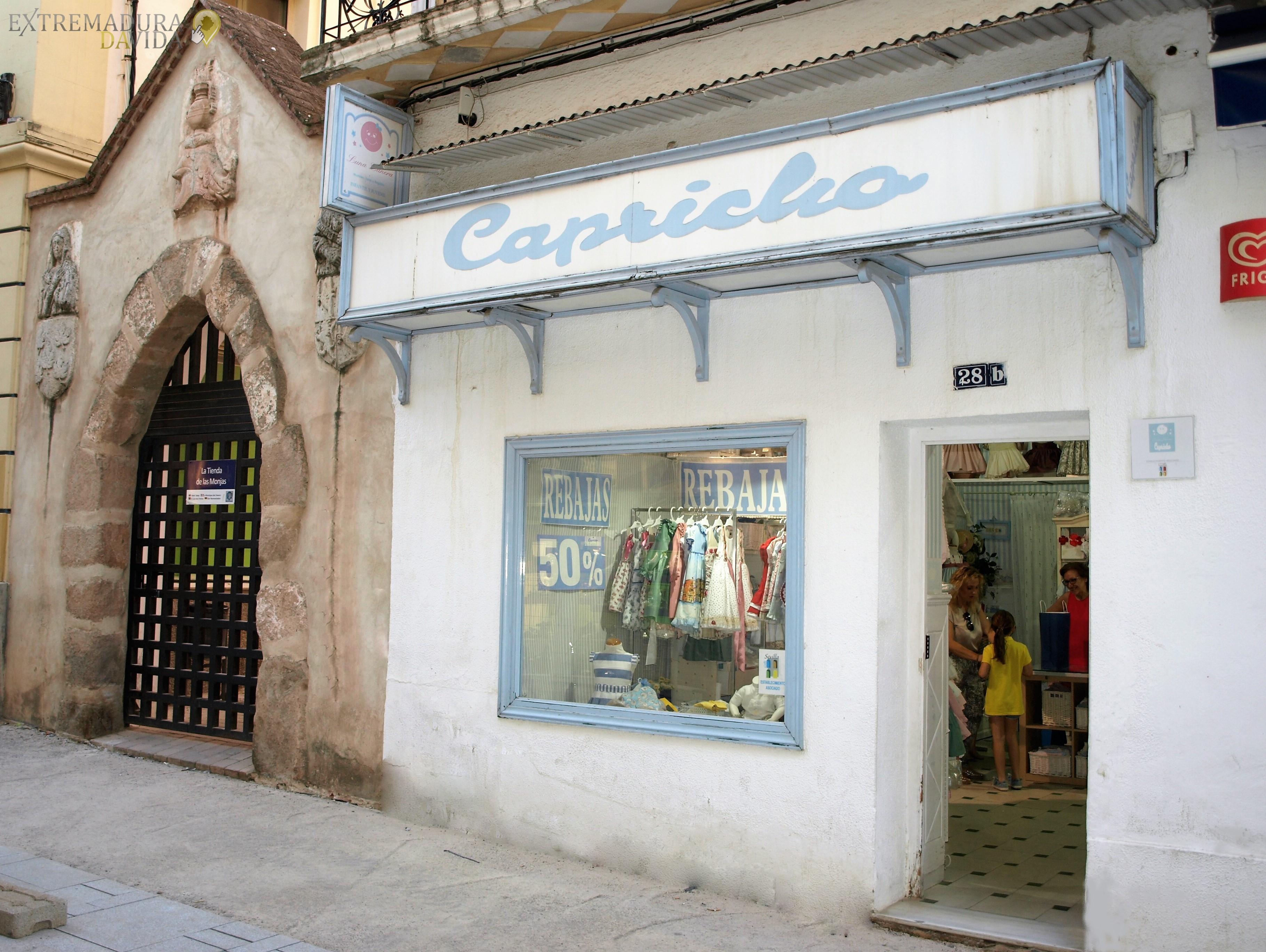 Tienda Infantil bebes Zafra Capricho