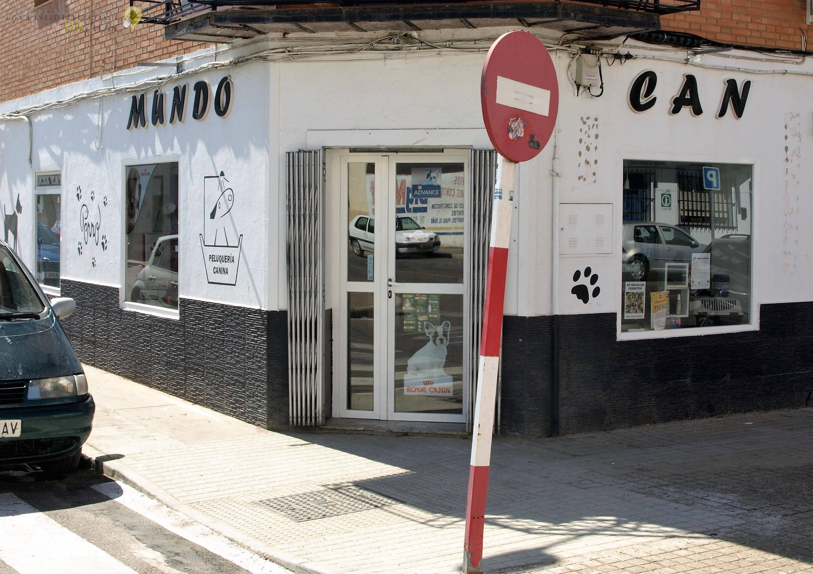 Peluqueria canina Zafra Mundo Can