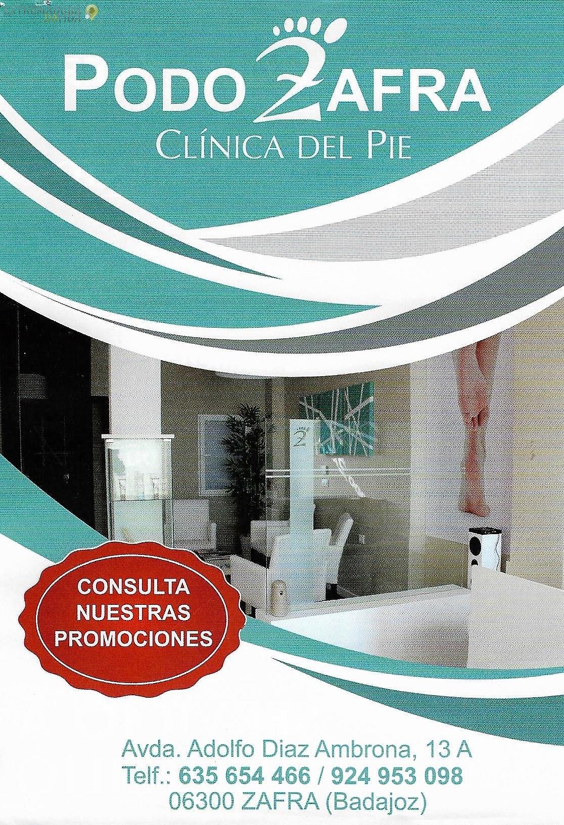 Podologia Zafra Clinica del Pie Podozafra