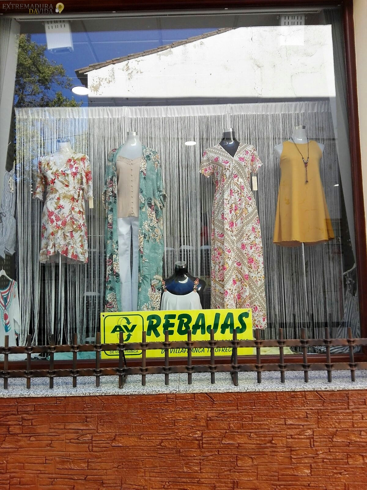 Moda de Hombre y Mujer Villafranca de los Barros JRG Tu Tienda
