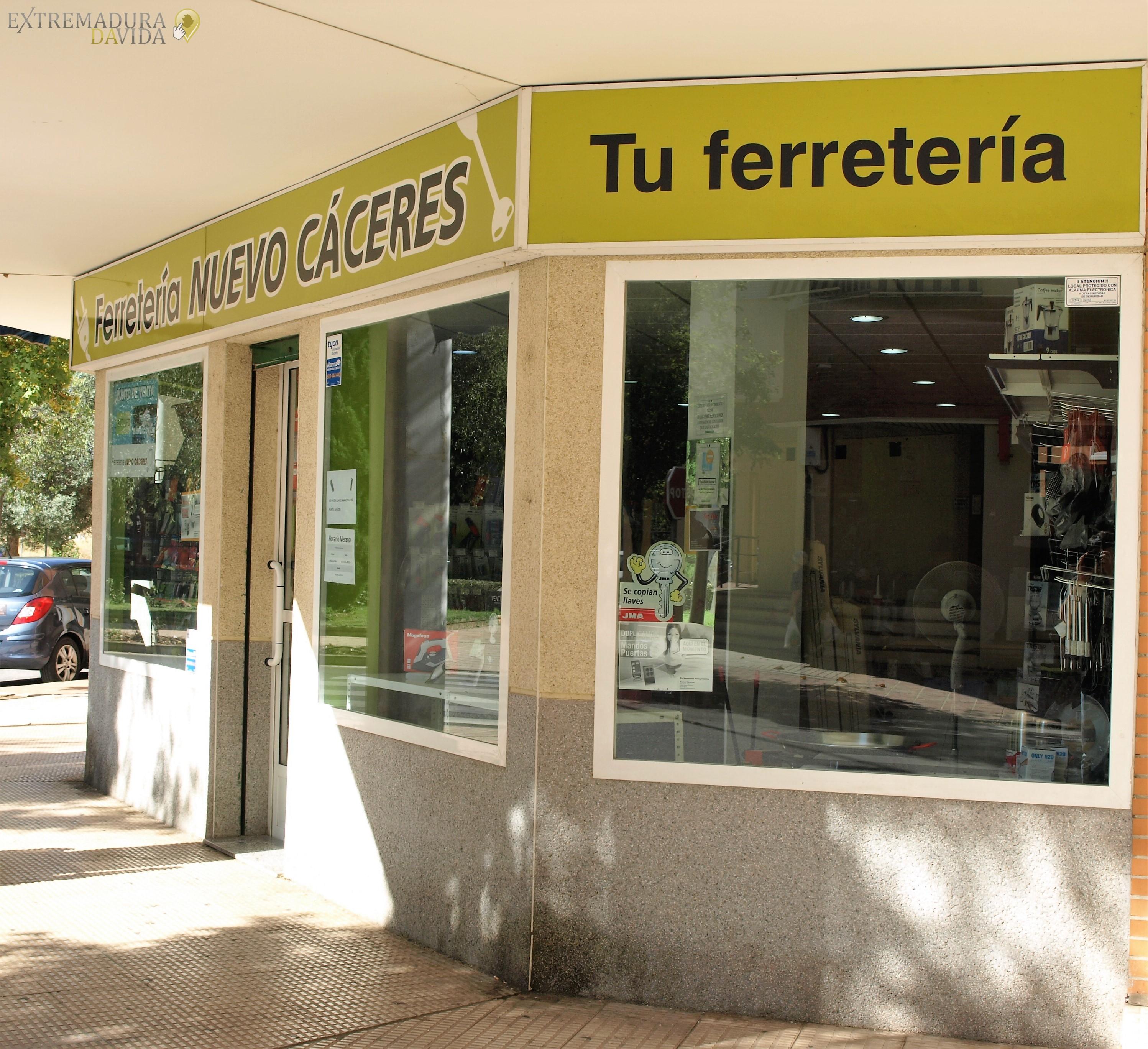 Mantenimientos De Comunidades Cáceres Ferretería Nuevo Cáceres