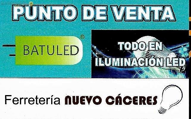Mantenimento comunidades Cáceres Ferreteria Nuevo caceres Iluminación