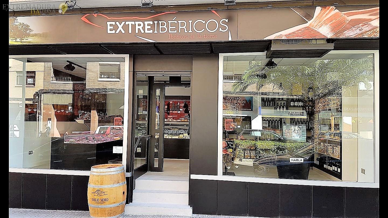 Productos Extremeños en Cáceres Extreibéricos