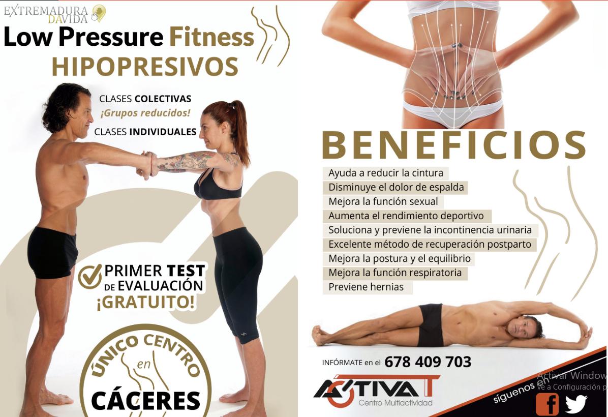 Centro de actividades deportivas en Cáceres Activat
