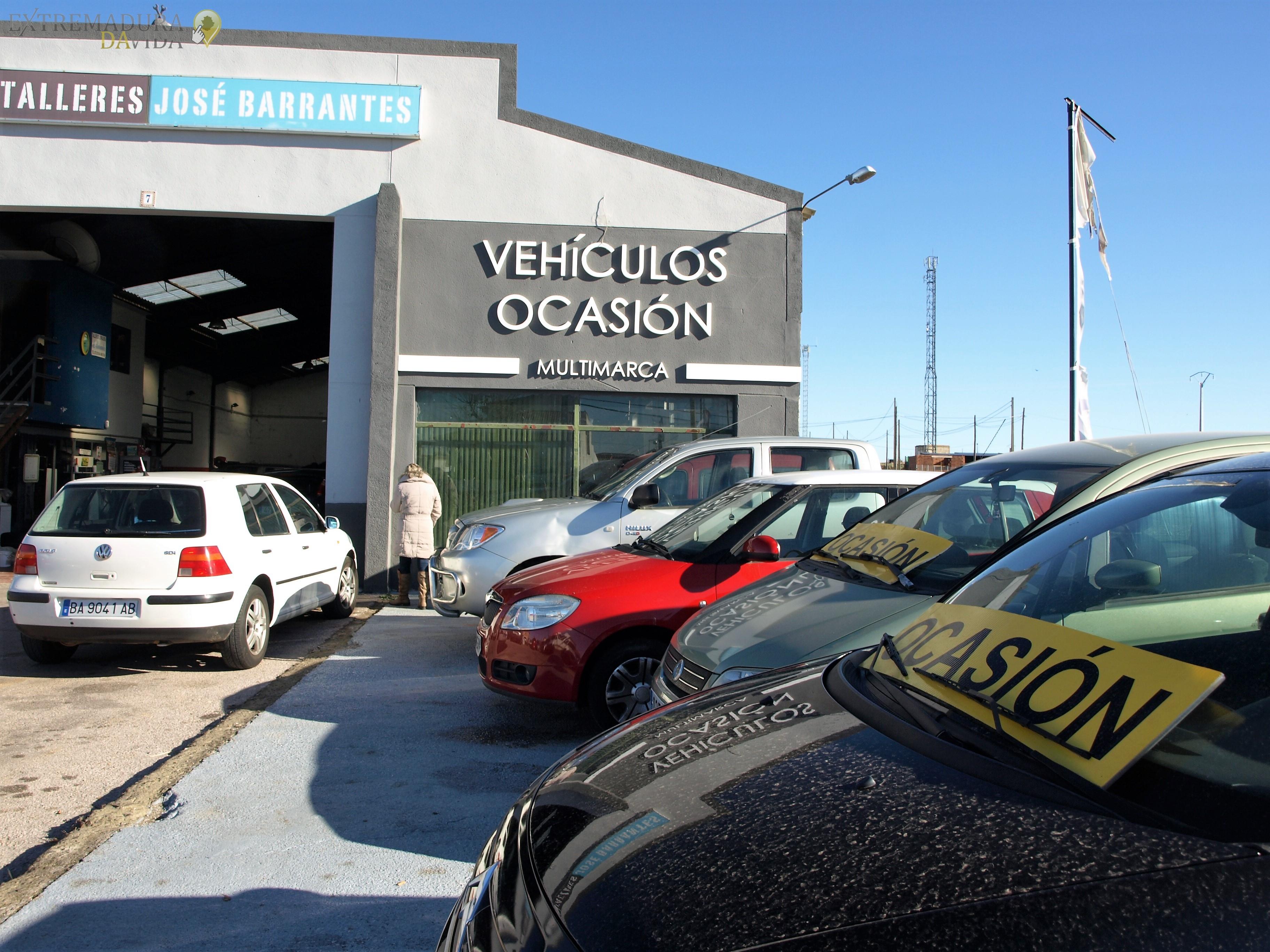 Vehículos Ocasión Caceres Jose Barrantes Torreorgaz