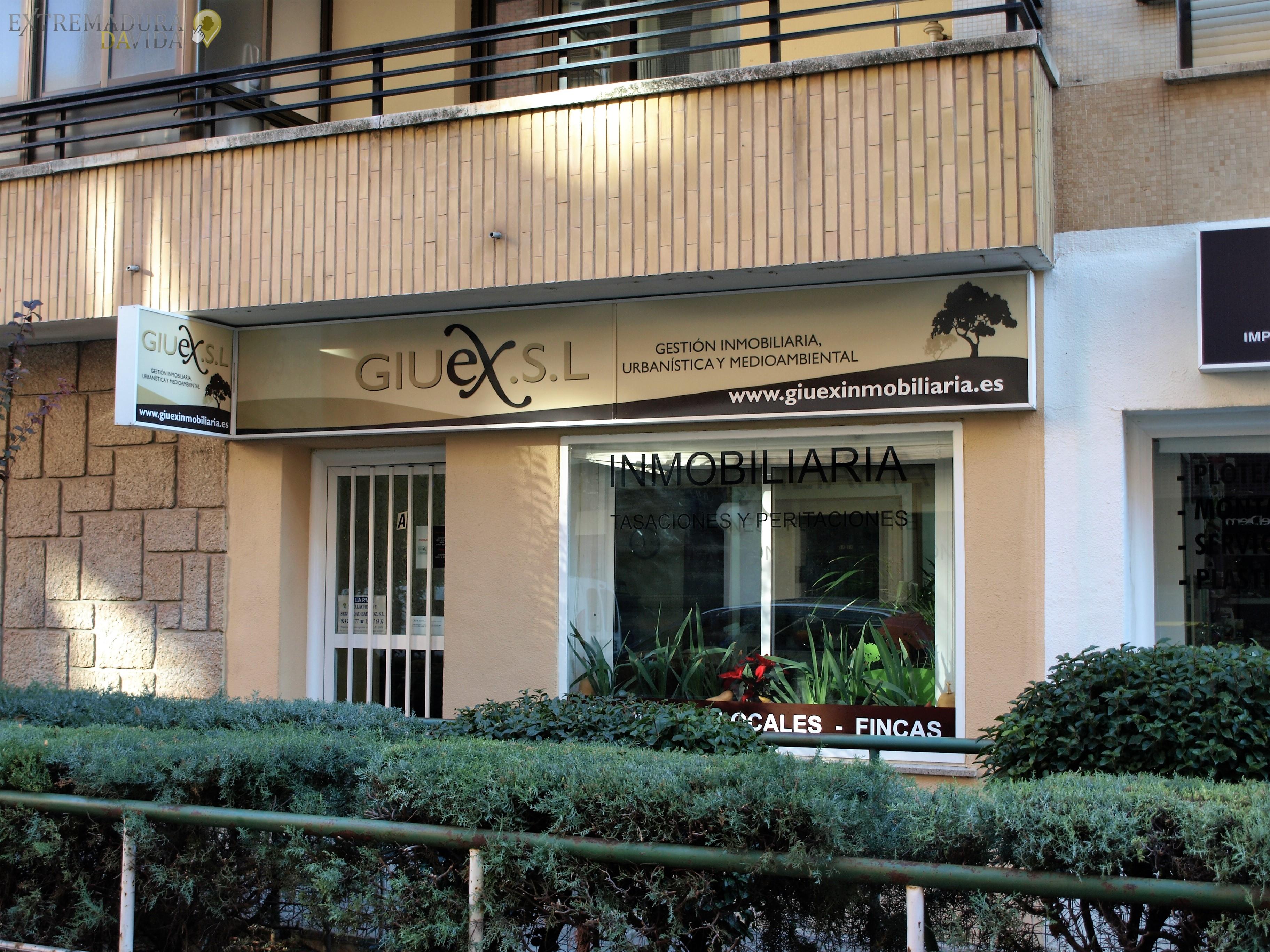 INMOBILIARIA CACERES GESTIONES GIUEX - AGENTE INMOBILIARIO