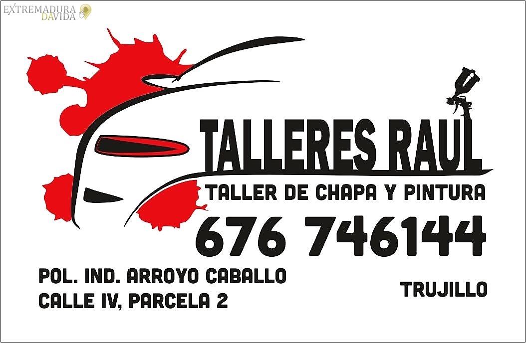 TALLER CHAPA Y PINTURA TRUJILLO RAUL