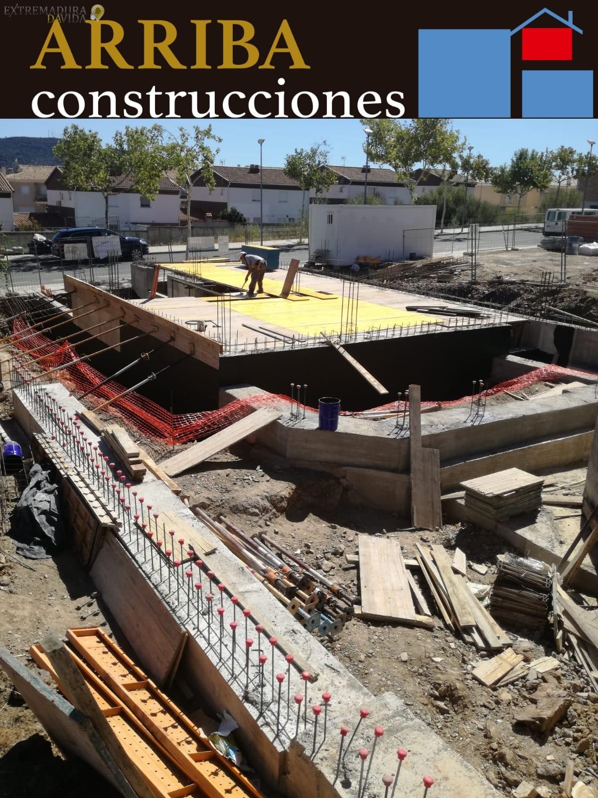 ARRIBA CONSTRUCCIONES EN LA VERA PLASENCIA