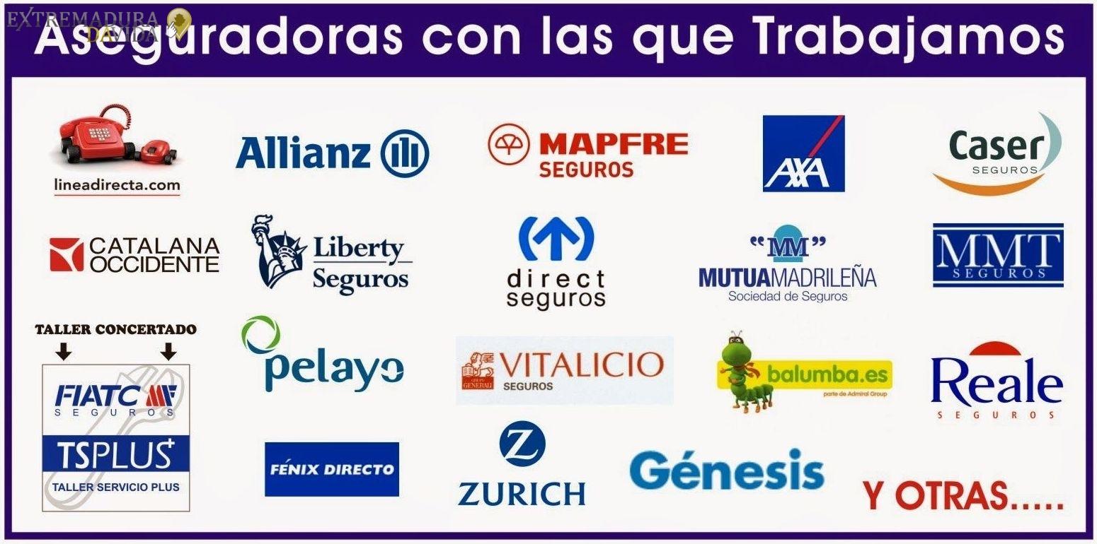 TALLER CHAPA Y PINTURA CÁCERES AUTOCARROCERIAS EXTREMADURA